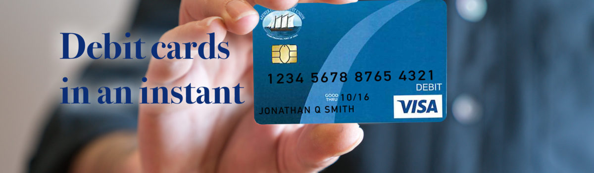 Brewer FCU Debit Card Image